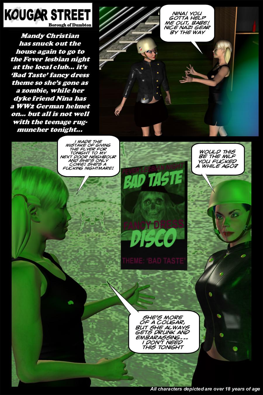 Bad Taste Disco